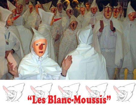 Les blanc moussis
